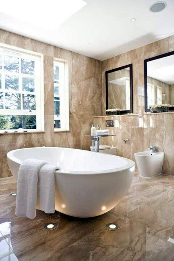 Luxury high end style bathroom Designs (42)