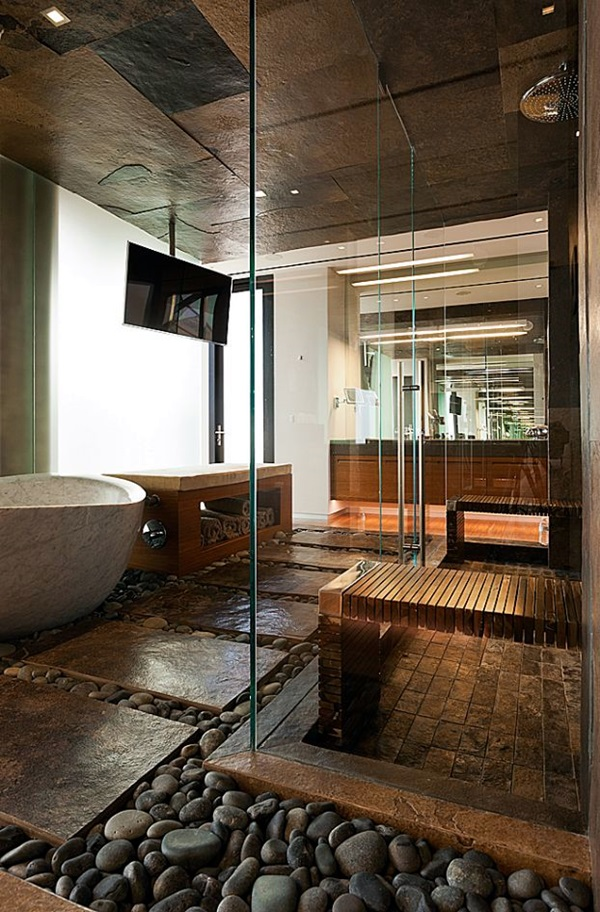 Luxury high end style bathroom Designs (43)