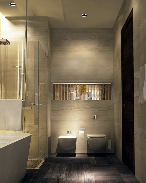 Luxury high end style bathroom Designs (7)