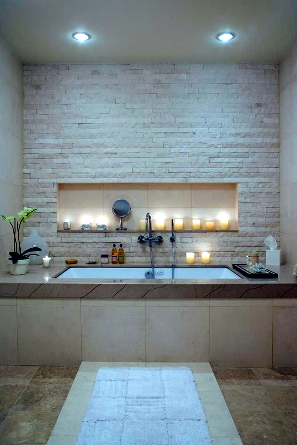 Luxury high end style bathroom Designs (9)