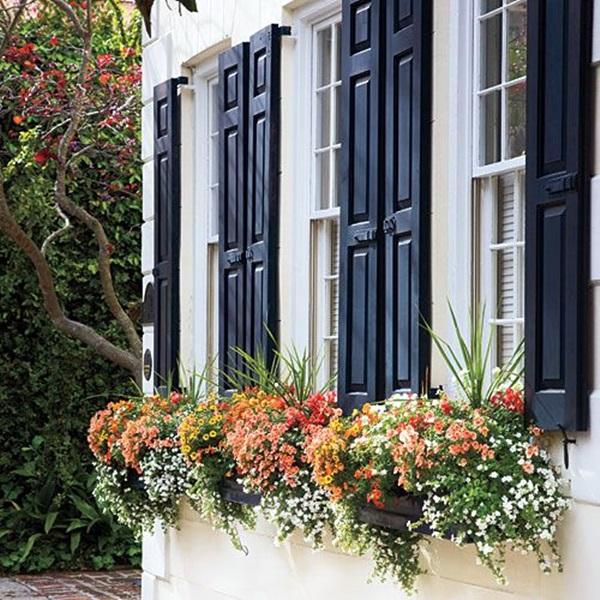 Magical window flower box ideas (13)