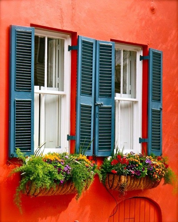 Magical window flower box ideas (19)