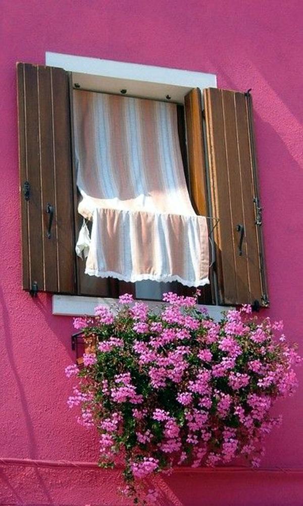 Magical window flower box ideas (27)