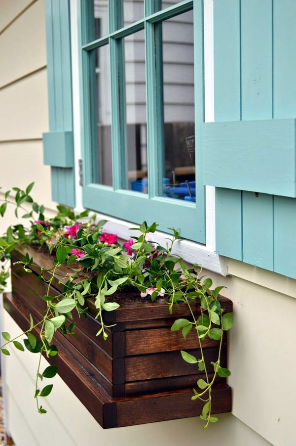 Magical window flower box ideas (34)