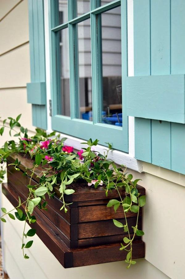 Magical window flower box ideas (34)