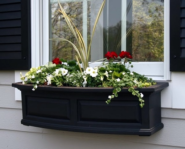 Magical window flower box ideas (9)