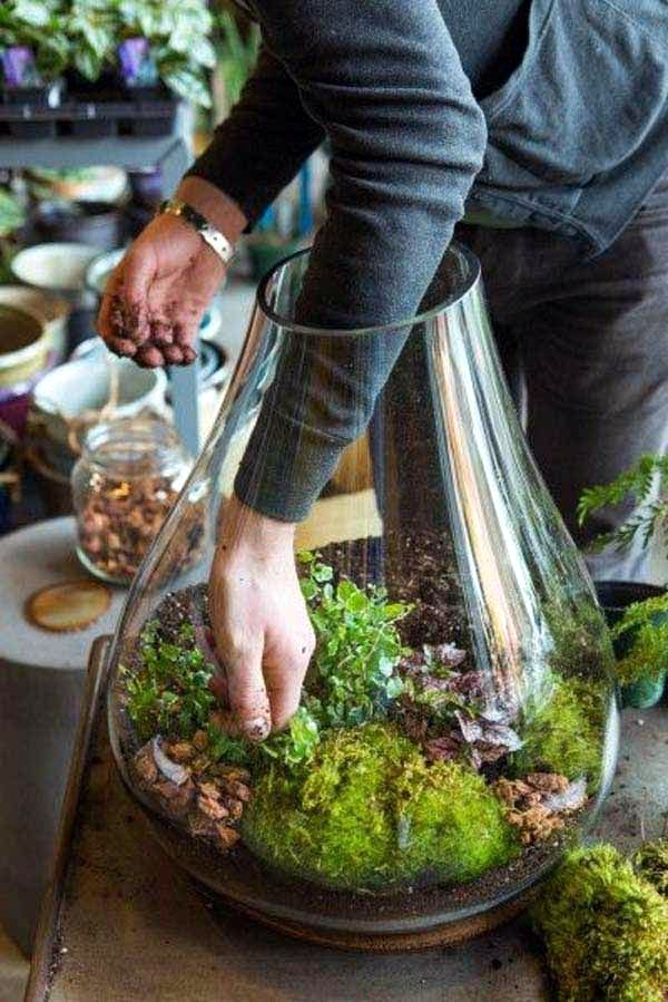 Smart Mini Indoor Garden Ideas (10)