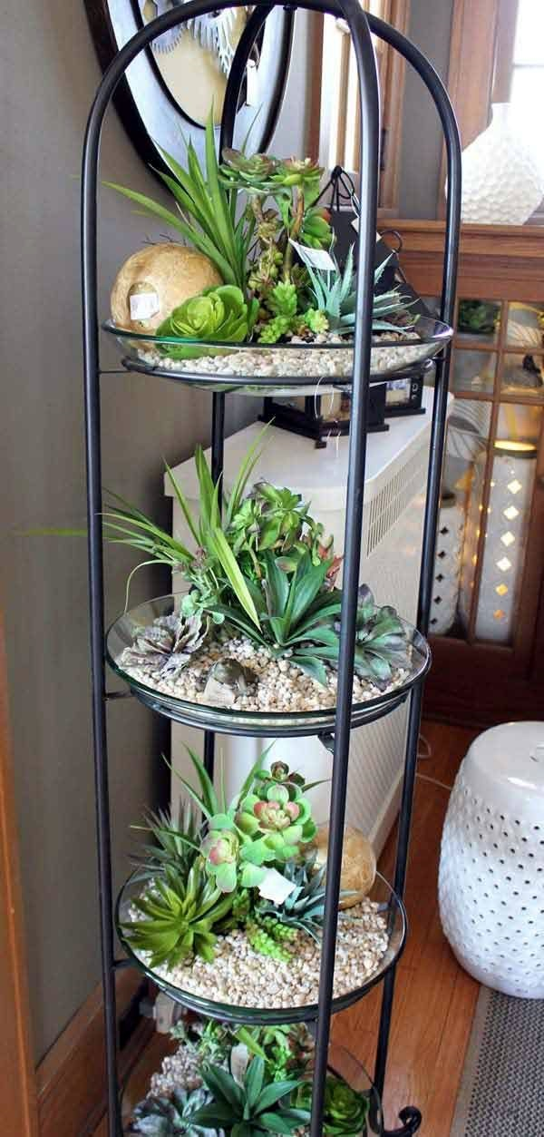 Smart Mini Indoor Garden Ideas (13)