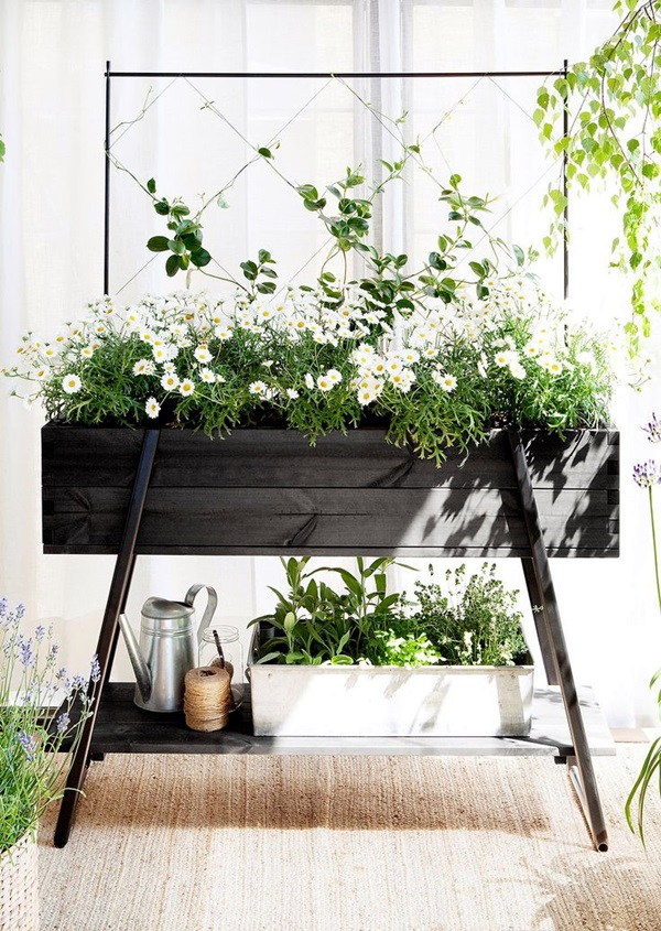 Smart Mini Indoor Garden Ideas (19)