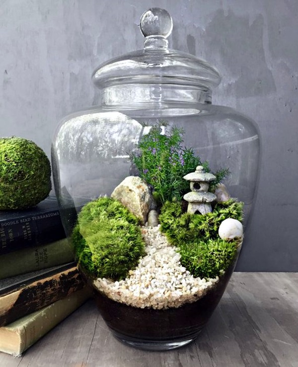 Smart Mini Indoor Garden Ideas (22)