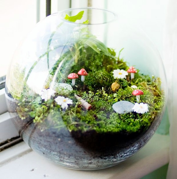 Smart Mini Indoor Garden Ideas (33)