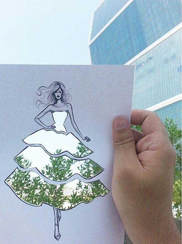 paper cutout art 1