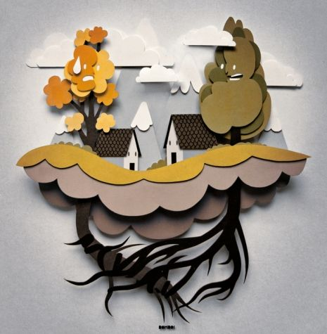 paper cutout art 25