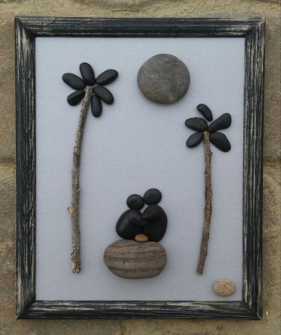 rock and pebble art 10