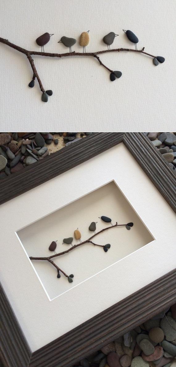 rock and pebble art 2