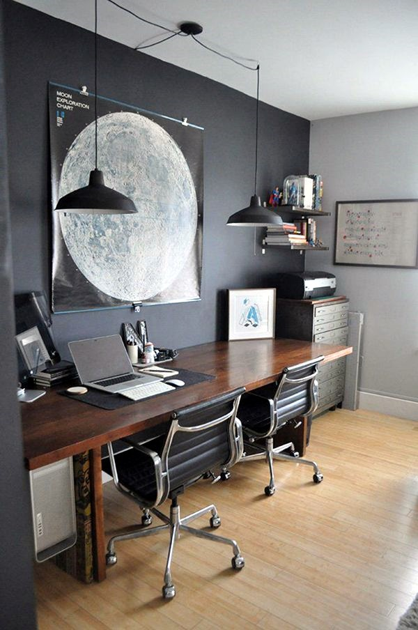 Amazing Workspace Set-Ups to Keep You Focussed (1)