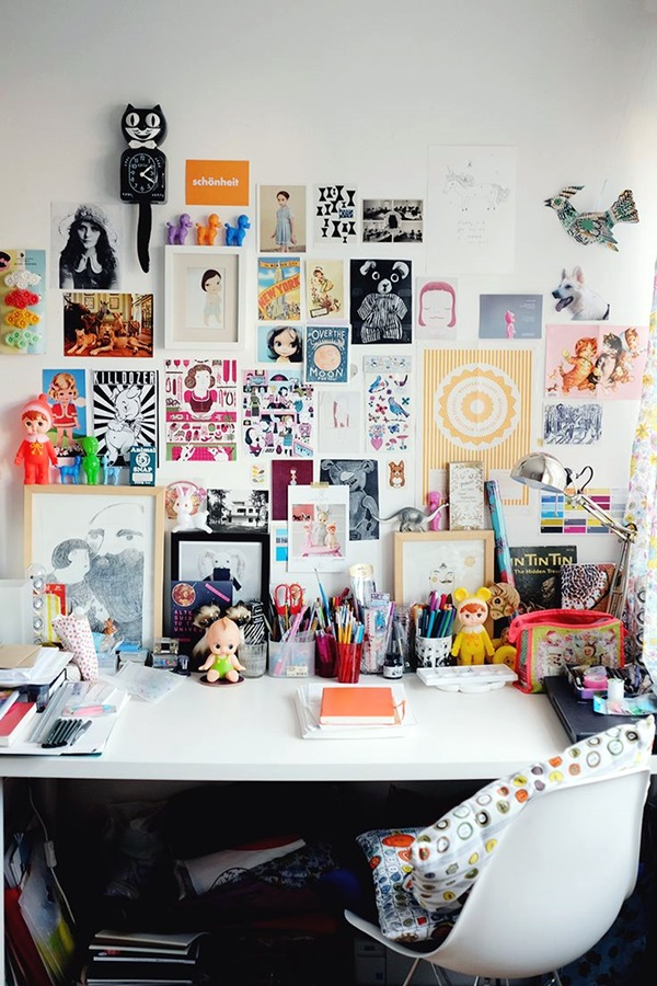 Amazing Workspace Set-Ups to Keep You Focussed (13)