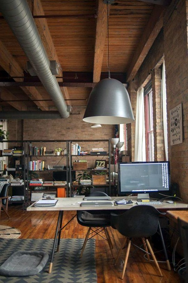 Amazing Workspace Set-Ups to Keep You Focussed (15)