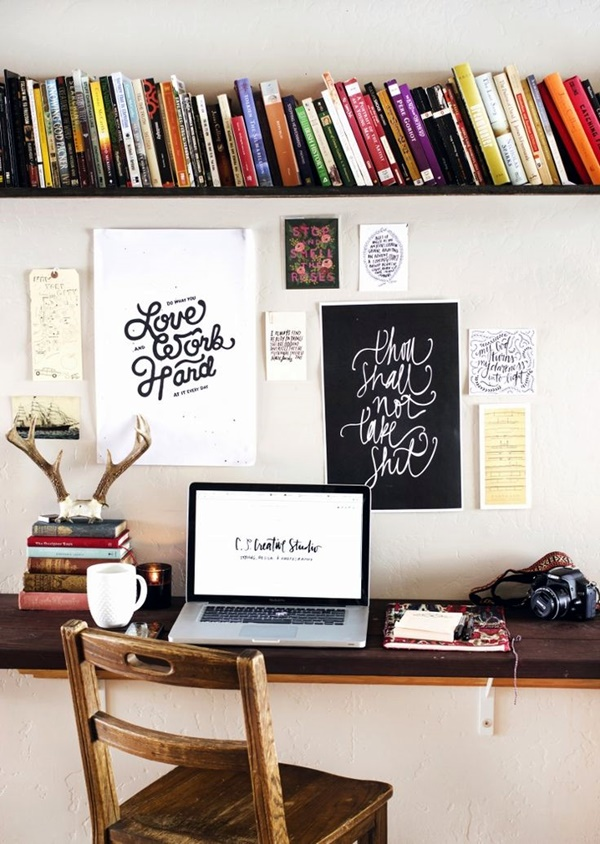 Amazing Workspace Set-Ups to Keep You Focussed (18)