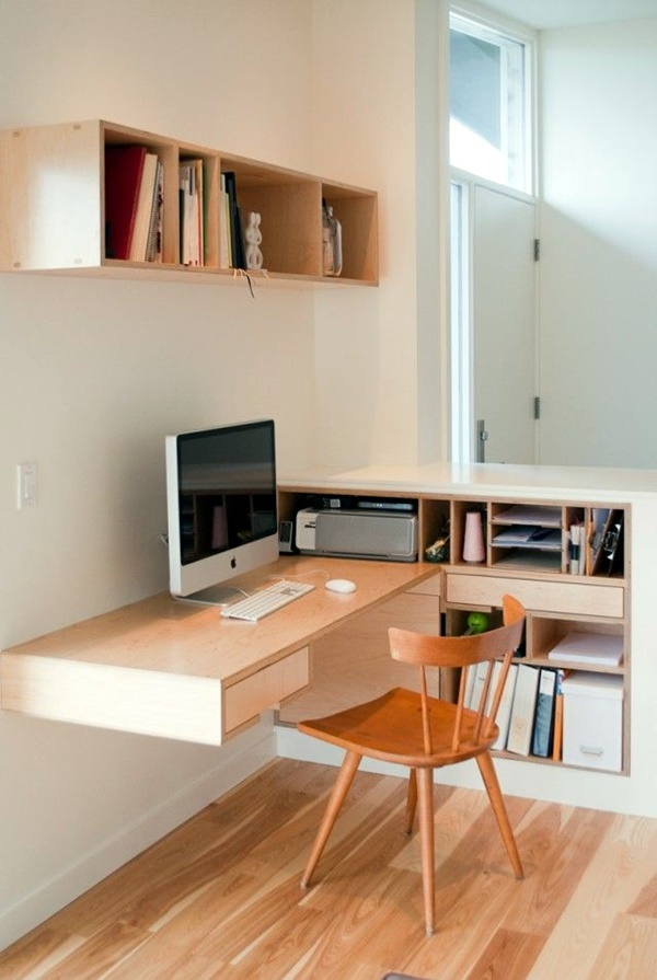 Amazing Workspace Set-Ups to Keep You Focussed (24)
