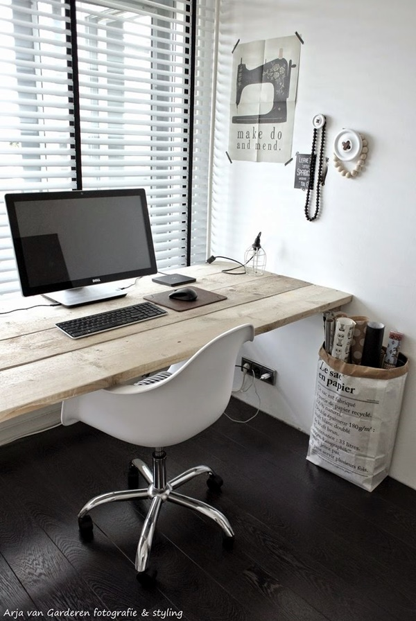 Amazing Workspace Set-Ups to Keep You Focussed (29)