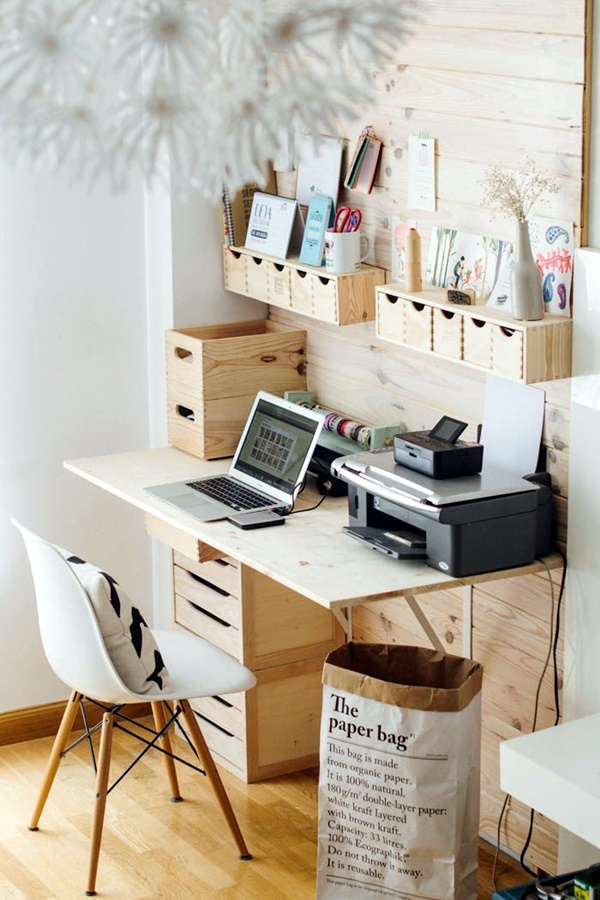 Amazing Workspace Set-Ups to Keep You Focussed (3)