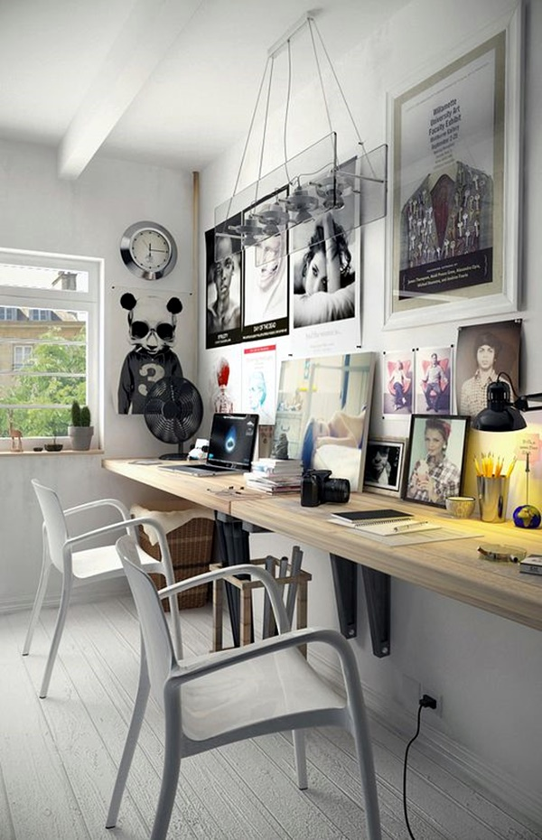 Amazing Workspace Set-Ups to Keep You Focussed (44)