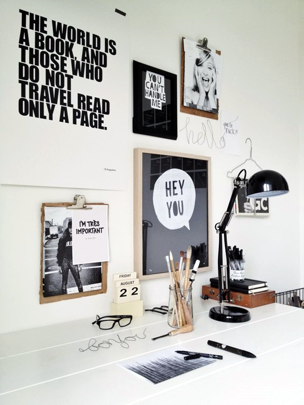 Amazing Workspace Set-Ups to Keep You Focussed (45)