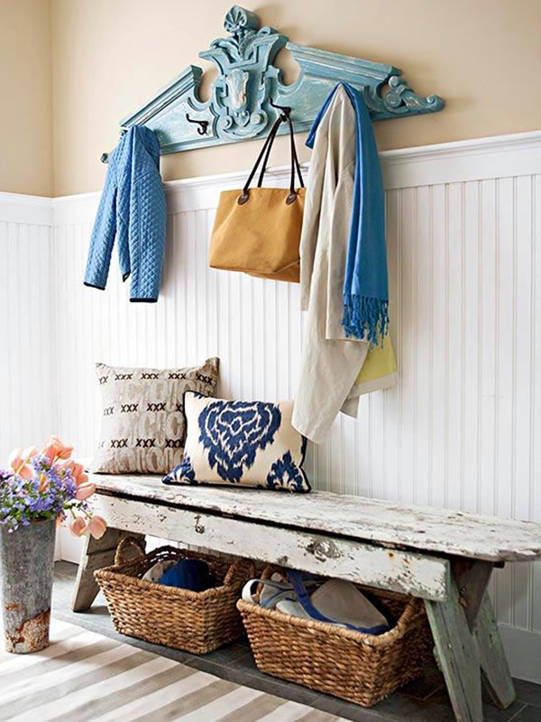 Cool and Creative DIY Coat Rack Ideas (13)