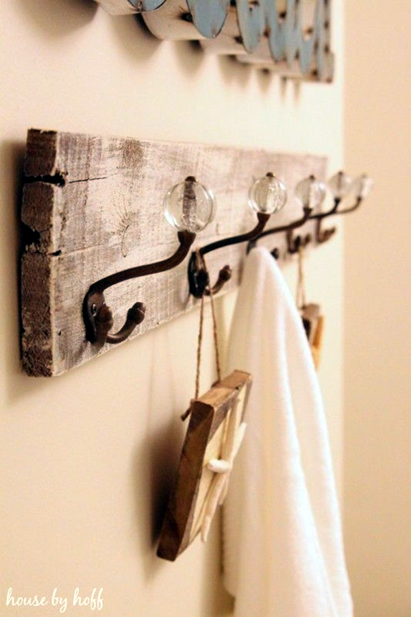 Cool and Creative DIY Coat Rack Ideas (2)