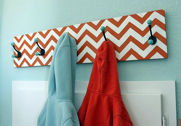 Cool and Creative DIY Coat Rack Ideas (24)