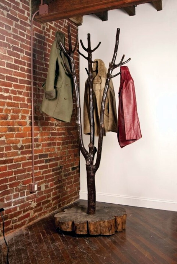 Cool and Creative DIY Coat Rack Ideas (27)