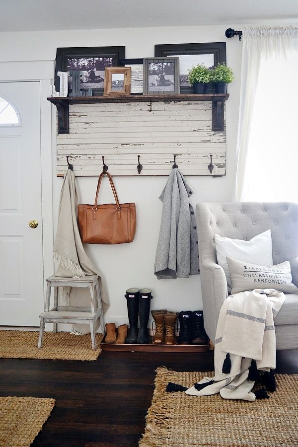 Cool and Creative DIY Coat Rack Ideas (28)
