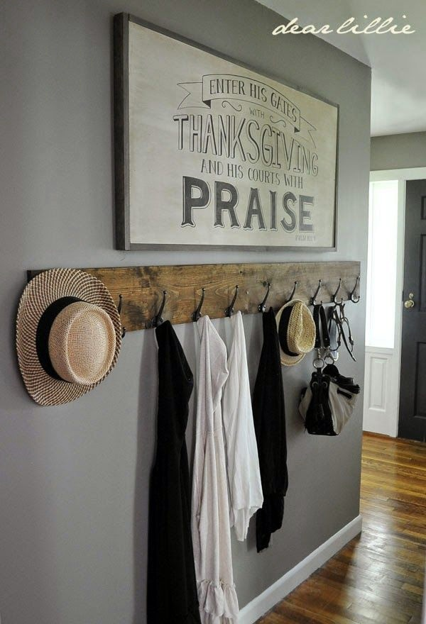 Cool and Creative DIY Coat Rack Ideas (29)