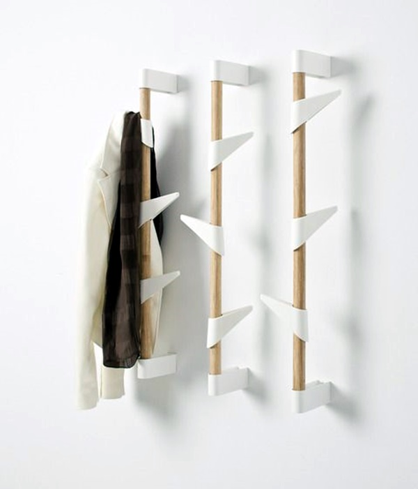 Cool and Creative DIY Coat Rack Ideas (30)