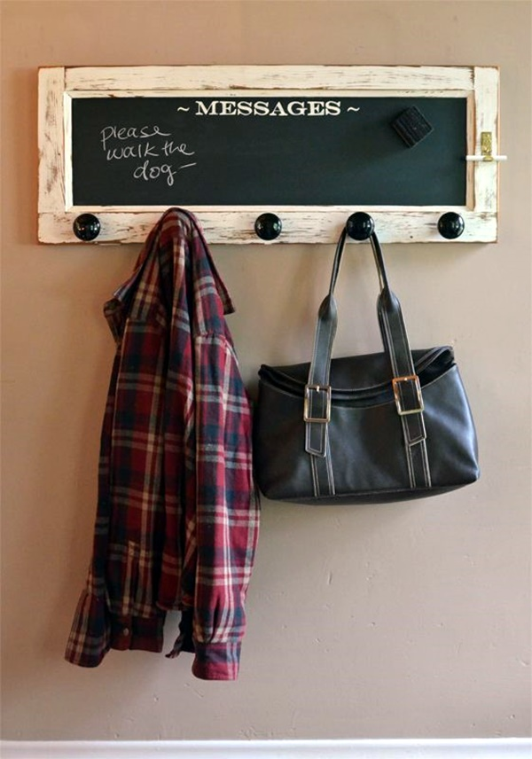 Cool and Creative DIY Coat Rack Ideas (31)