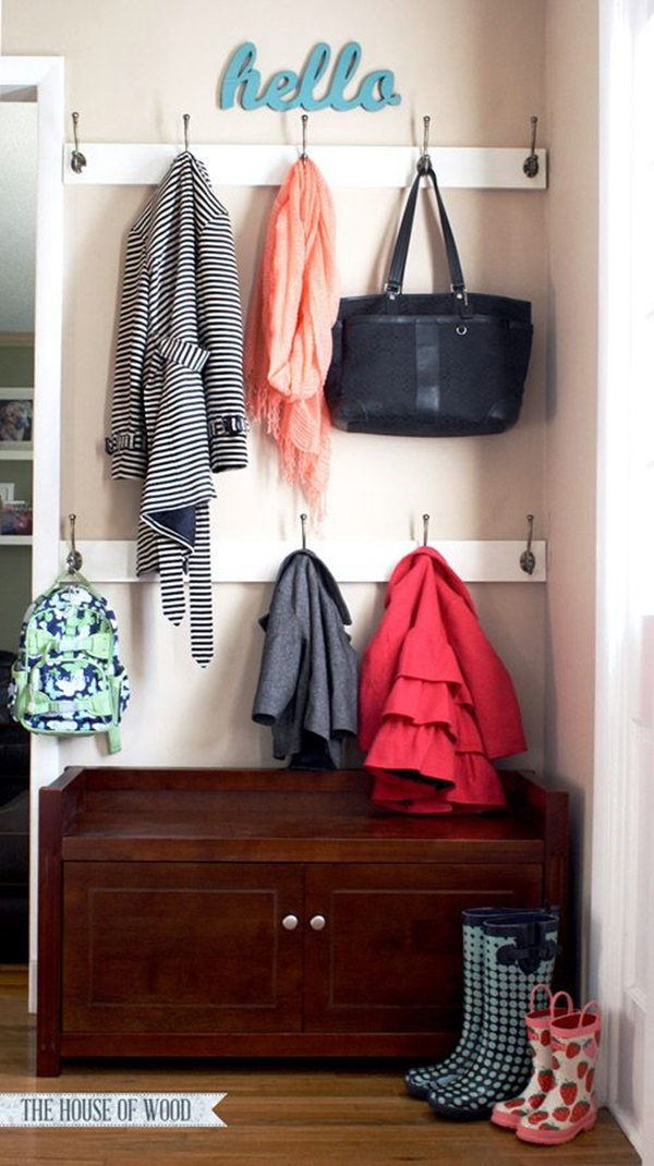 Cool and Creative DIY Coat Rack Ideas (33)