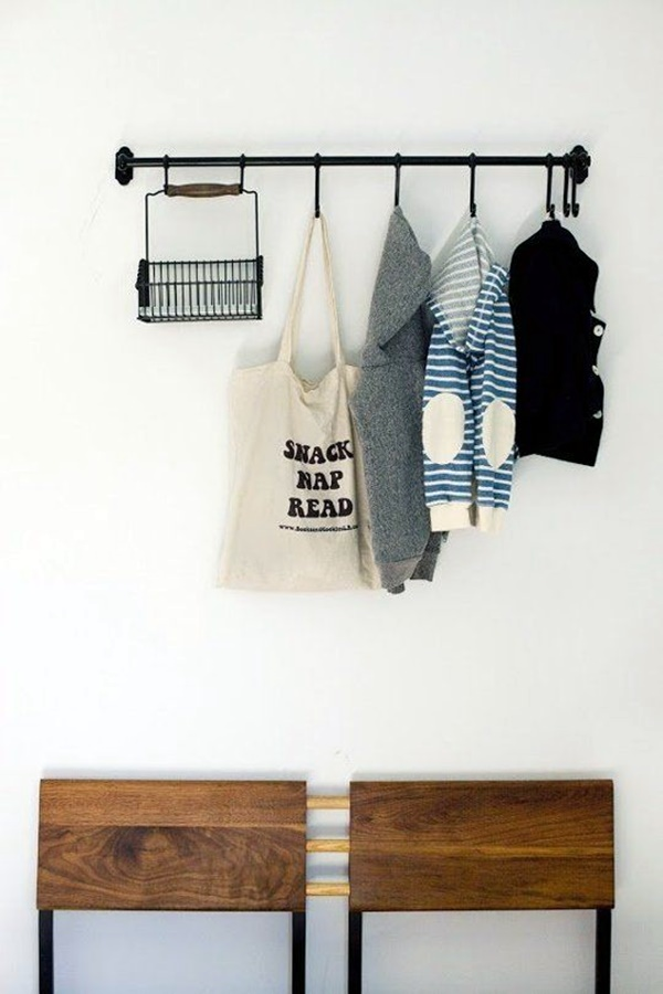 Cool and Creative DIY Coat Rack Ideas (35)