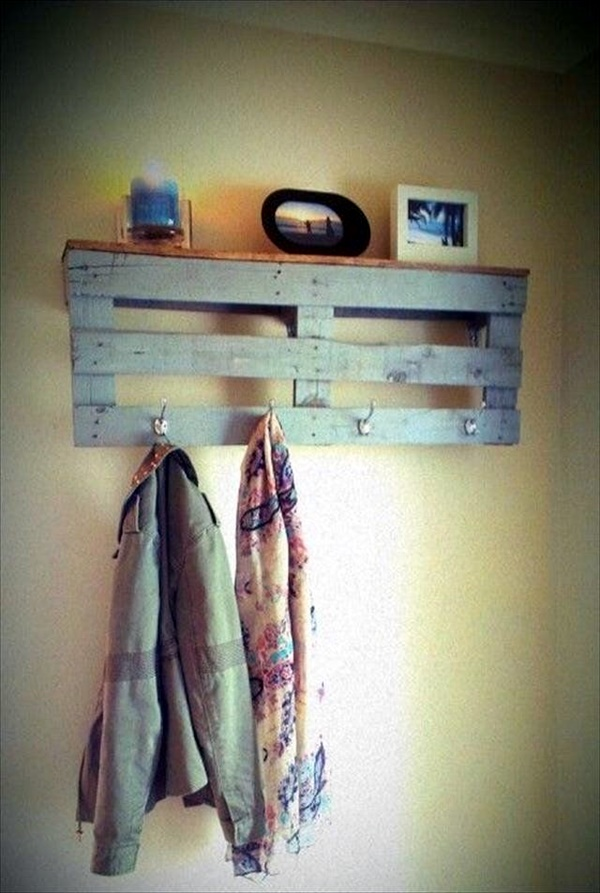 Cool and Creative DIY Coat Rack Ideas (36)