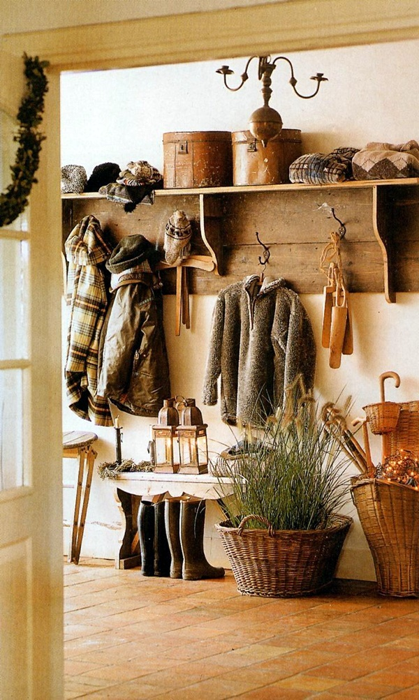 Cool and Creative DIY Coat Rack Ideas (4)