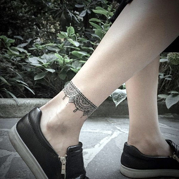 Cute and Tiny Ankle Tattoo Designs For 2016 (10)