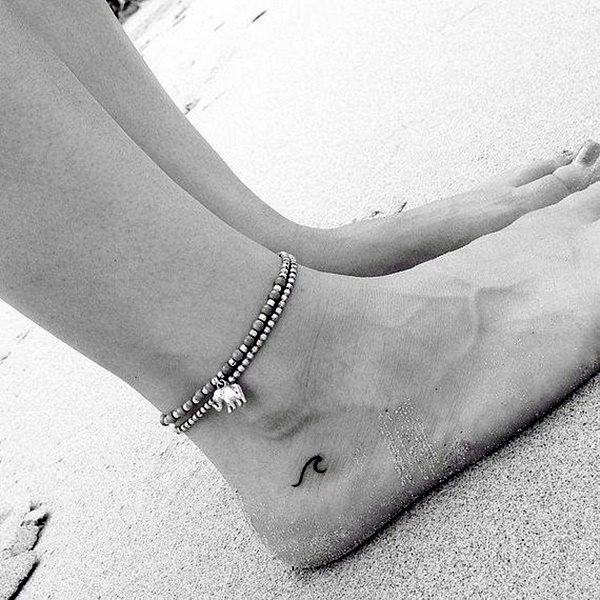 Cute and Tiny Ankle Tattoo Designs For 2016 (44)