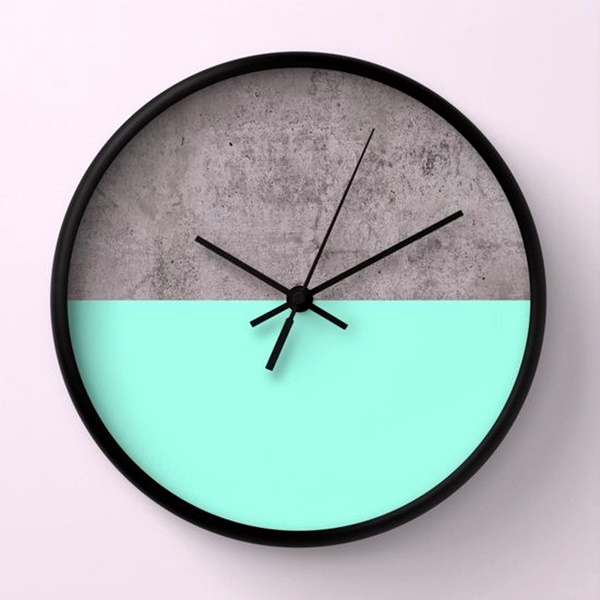 Fabulas Wall Clocks to embrace Your Home Entrance (12)