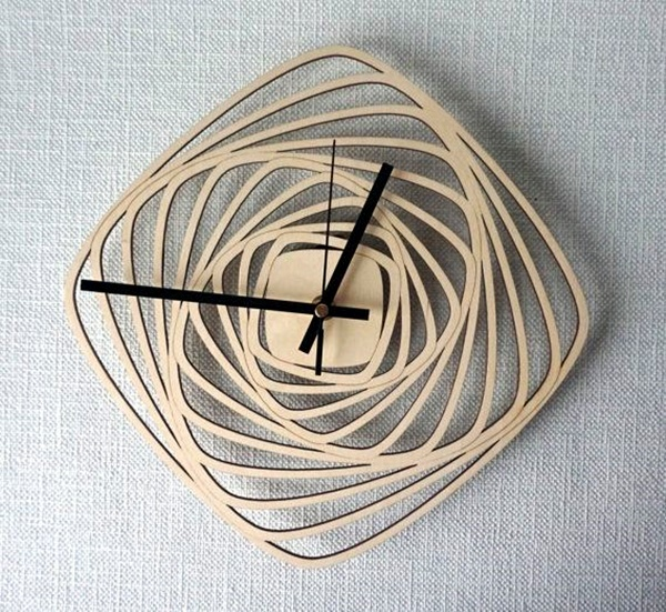 Fabulas Wall Clocks to embrace Your Home Entrance (2)
