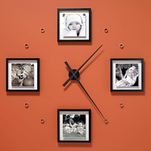 Fabulas Wall Clocks to embrace Your Home Entrance (25)