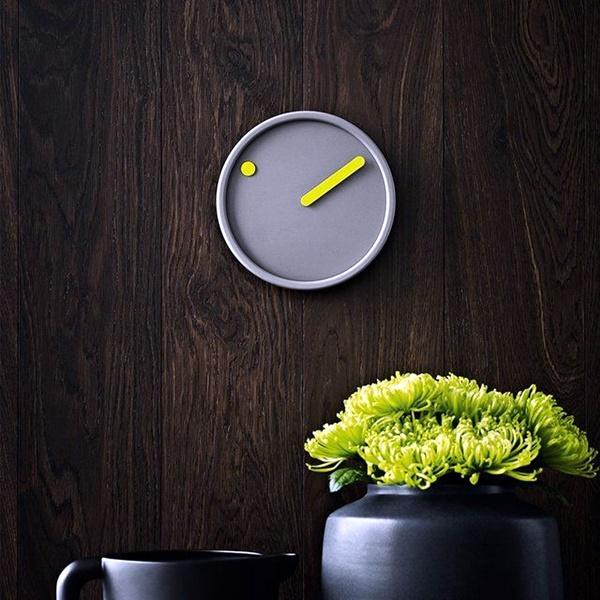 Fabulas Wall Clocks to embrace Your Home Entrance (28)