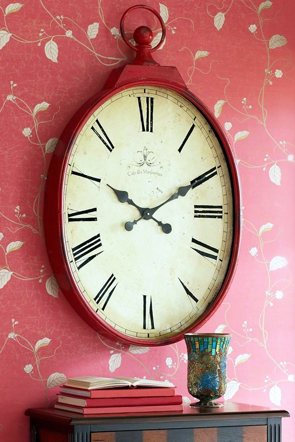 Fabulas Wall Clocks to embrace Your Home Entrance (3)
