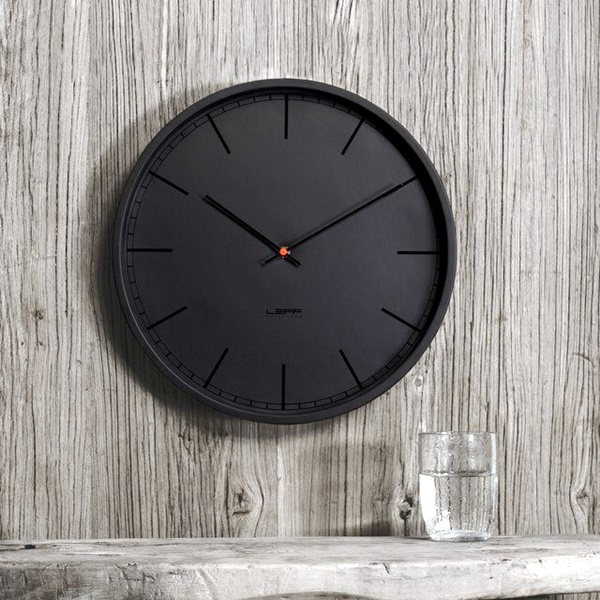 Fabulas Wall Clocks to embrace Your Home Entrance (31)