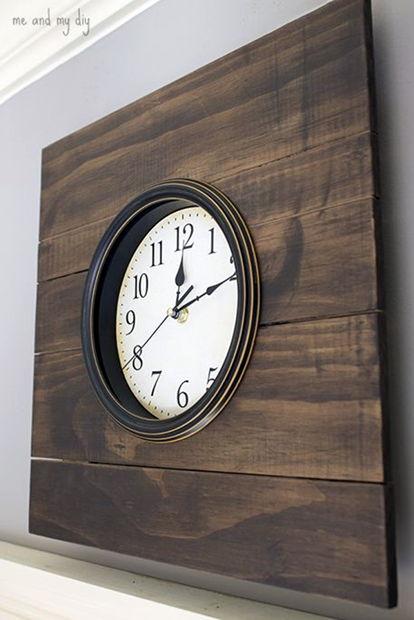 Fabulas Wall Clocks to embrace Your Home Entrance (6)
