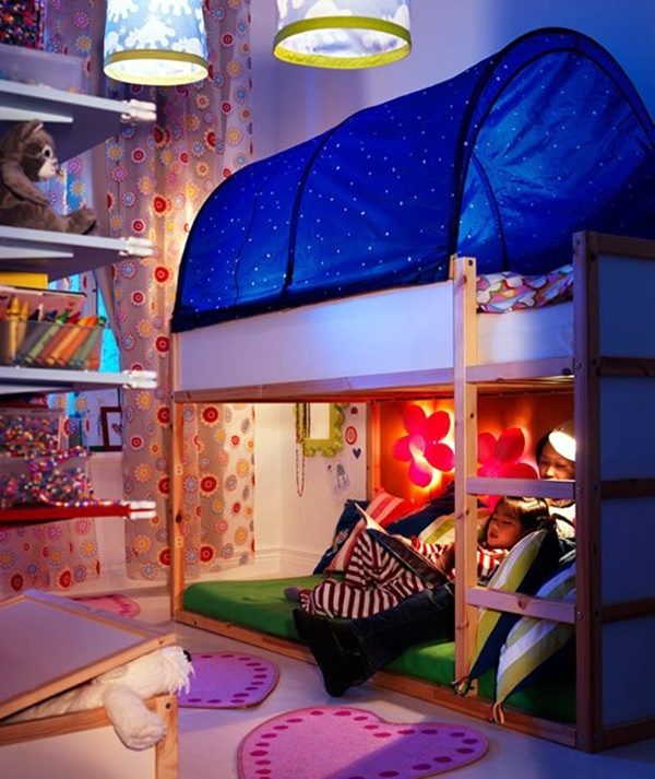 Ideas For Your Kid's Dream Bedroom (1)
